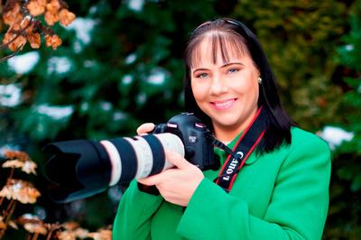 Lois Elvey, photographer at Foto Elvey, Switzerland