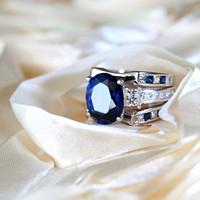 Hochzeitsringe, Detailfotos