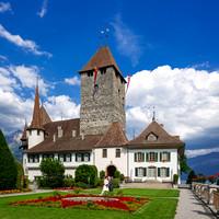 Hochzeit im Schloss Spiez, Thunersee