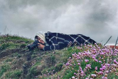 Lois Elvey, Fotografin Köniz, Schweiz. Artbeitet bei Foto Elvey.